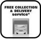 Free collection and delivery service