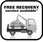 Free recovery service available