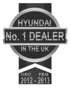Hyundai No.1 Dealer in the UK