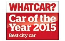 i10 awarded What Car? Best city car 2014 and 2015